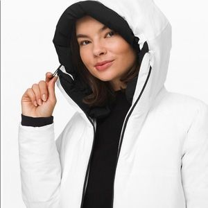 NWT Lululemon Slush Hour Parka Jacket Down Coat 12